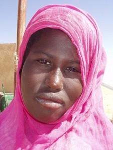 Mädchen_Mauretanien