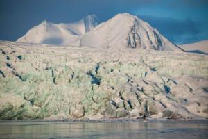 Esmark Gletscher, Spitzbergen