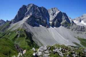 Mountain range, Karwendel