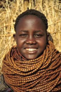 Nyangatom Woman