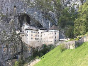 Predjama Burg, Postojna, SLOVEnien