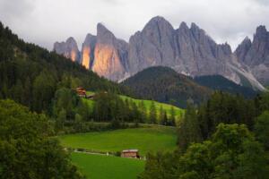 Geislerspitzen, Santa Maddalena, Val di Funes (Villnöß)