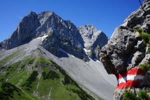 Lamsenspitze, Karwendel Mountainrange