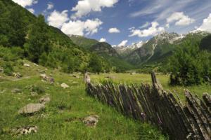 Swanetien, Kaukasus, Nordgeorgien, Etappe Mestia nach Zabeshi