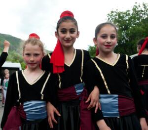 georgische_Mädchentracht_Region_Imeretien